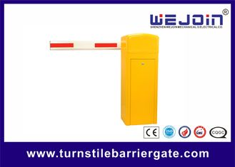 Automatic Security Barrier Gate Traffic Arm Barriers Steel Housing Unique Design