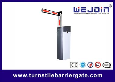 ประเทศจีน Aluminum Alloy Mechanism Core Parking Barrier Gate with Motor Cooling Fan โรงงาน