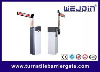 ประเทศจีน Powder Coated Boom Folding Barrier Gate Vehicle Access Control Barriers โรงงาน