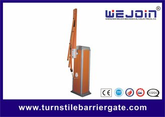 ประเทศจีน High Speed RFID Vehicle Barrier Gate / Entrance Gate Security Systems โรงงาน
