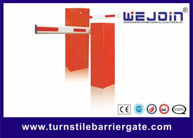 ประเทศจีน Bi-directional Vehicle Barrier Gate 120w Entrance Gate Security Systems With Changable Directions โรงงาน