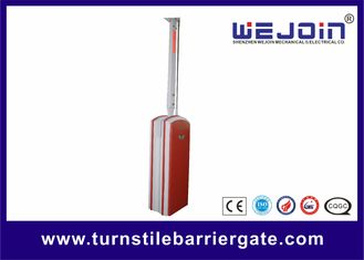 ประเทศจีน Bi - directional Straight boom Manual Parking Barrier Gate for Highway Toll โรงงาน