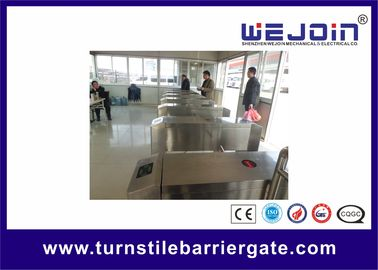 ประเทศจีน Comapct safety mechanical Tripod Turnstile Gate with Stainless Steel Housing For Bus, Train Stations โรงงาน