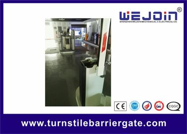 ประเทศจีน 120W Electronic Barrier Gates for Car Parking / entrance gate security systems โรงงาน