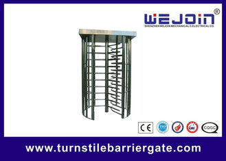 Digital Double Direction Full Height Turnstile / Automatic Systems Turnstiles