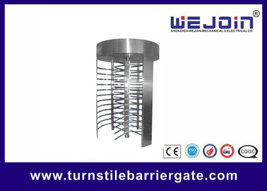 ประเทศจีน RFID barrier gate Security Full height Turnstile for Subway , Metro โรงงาน