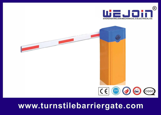 ประเทศจีน Auto Traffic Parking Vehicle Barrier Gate With Mannual Clutch โรงงาน