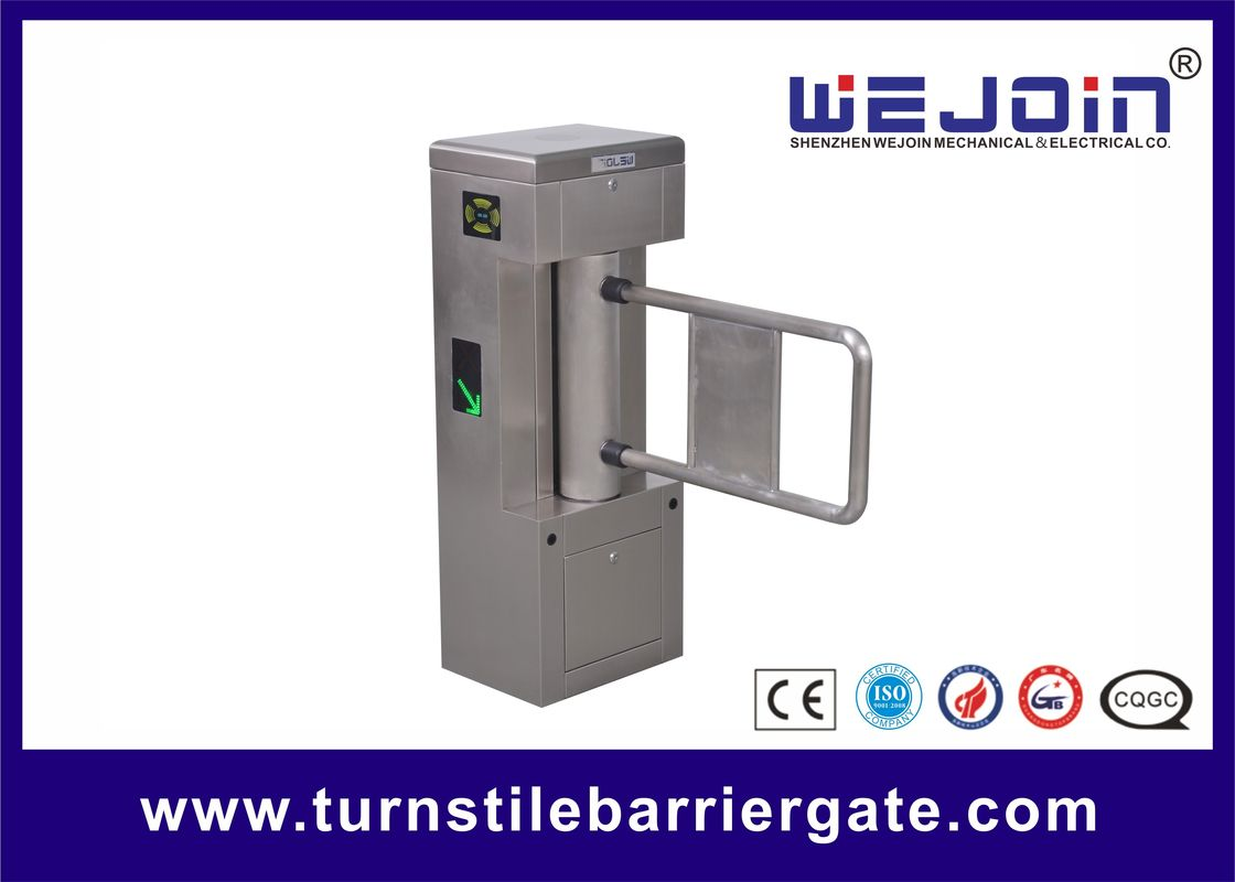 Safety Access Control Swing Barrier Gate With Voltage Of DC24V ผู้ผลิต