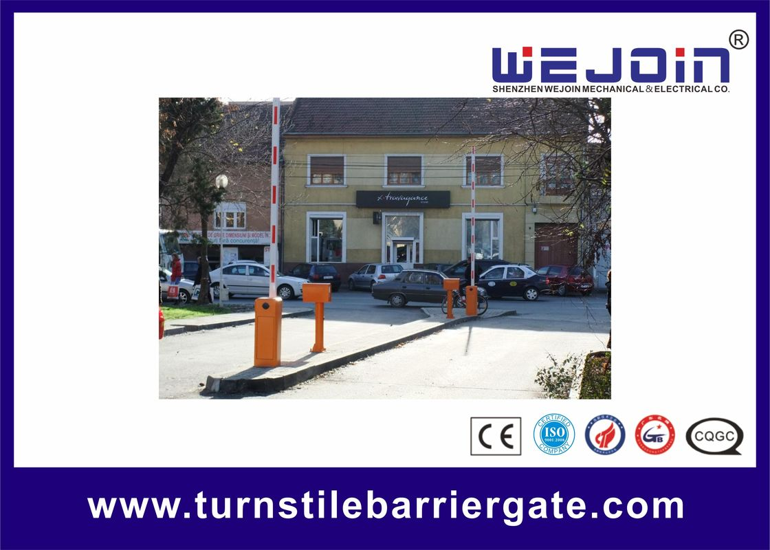 Fast Speed Stable Automatic Electronic Parking Barrier Gate Eay Install ผู้ผลิต