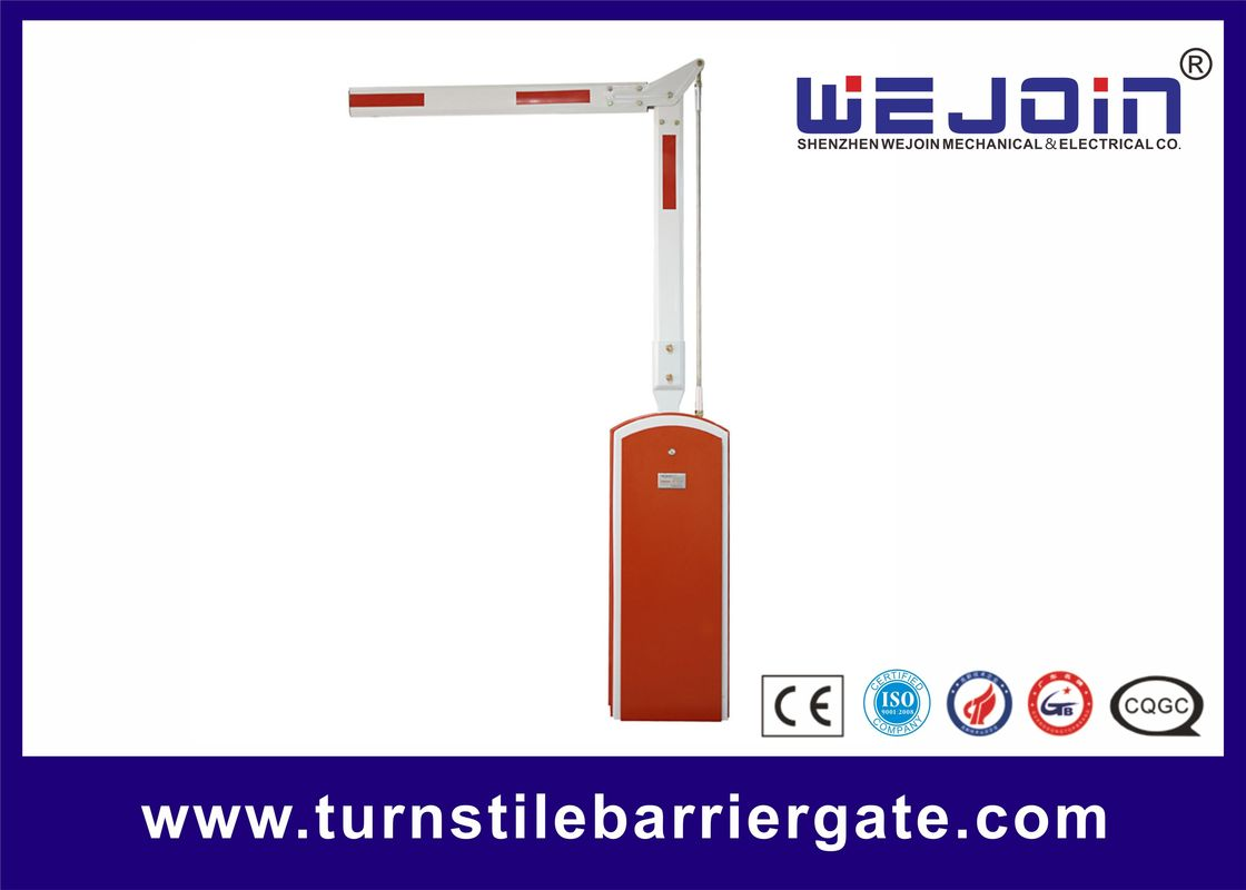 Bi-directional Vehicle Barrier Gates Wire Control / Remote Control ผู้ผลิต