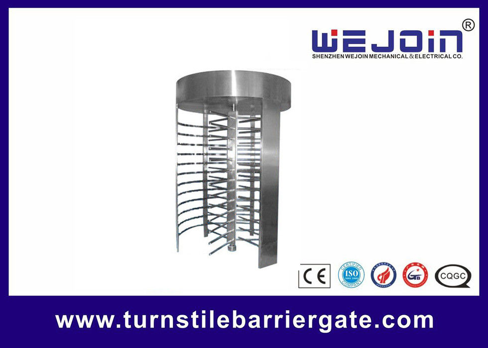 High Speed Full Height Access Control Turnstile Gate With Emergency - scape ผู้ผลิต