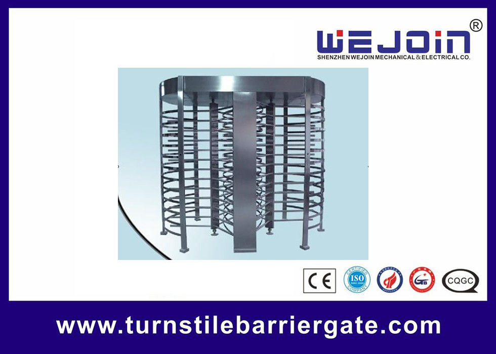 Single / Double optical turnstile entry systems pedestrian access control ผู้ผลิต