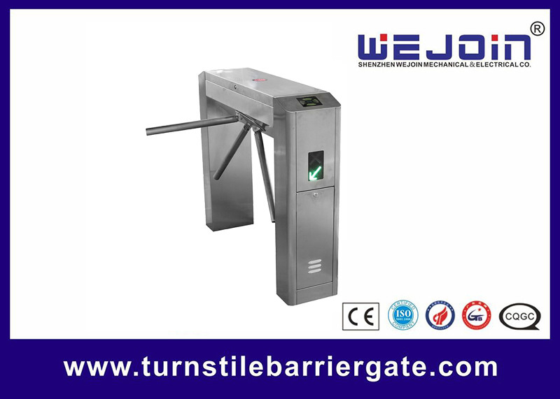 High Speed Access Control Turnstile Gate Entry Systems Access Control Barriers ผู้ผลิต